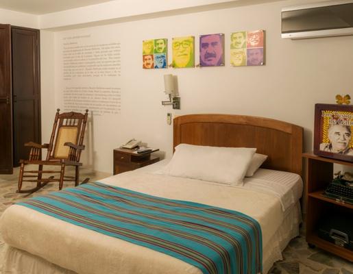 Habitación Temática Gabriel García Márquez