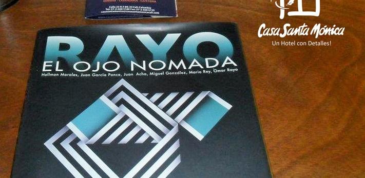 Temática Omar Rayo Hotel Casa Santa Monica Cali Norte