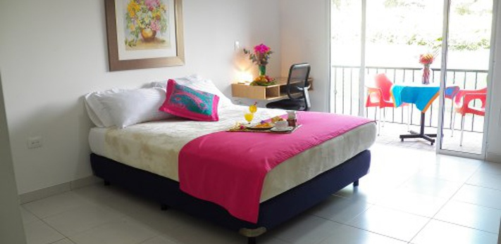 Superior Individual Hotel Casa Santa Monica Campestre Pance