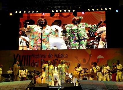 Festival de Música del Pacífico Petronio Álvarez