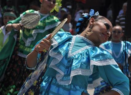 Encuentro Nacional e Internacional de Danzas Folclóricas Mercedes Montaño