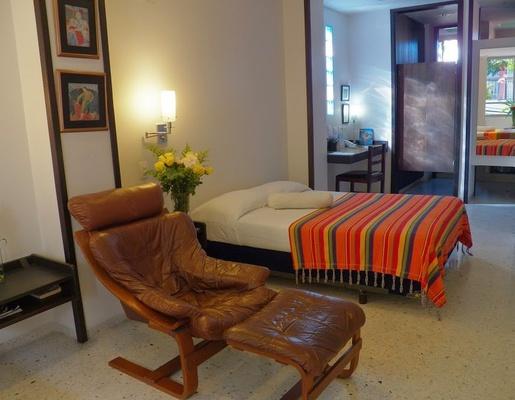 Habitación Inspirada en Fernando Botero